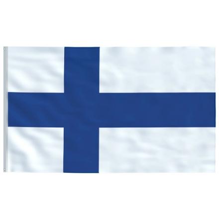 Bandiera della Finlandia 90x150 cm