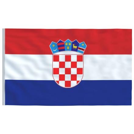 Bandiera della Croazia 90x150 cm