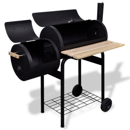Barbecue Classico Affumicatore a Carbonella