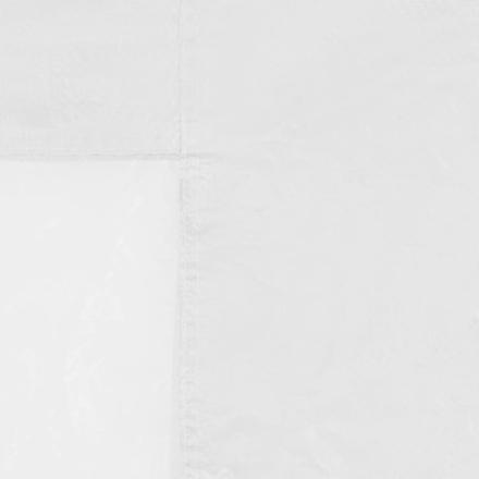 Parete per Tendostruttura 2 pz con Finestra Bianco