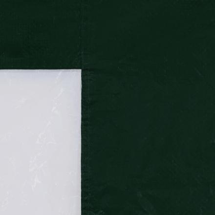 Parete per Tendostruttura 2 pz con Finestra Verde