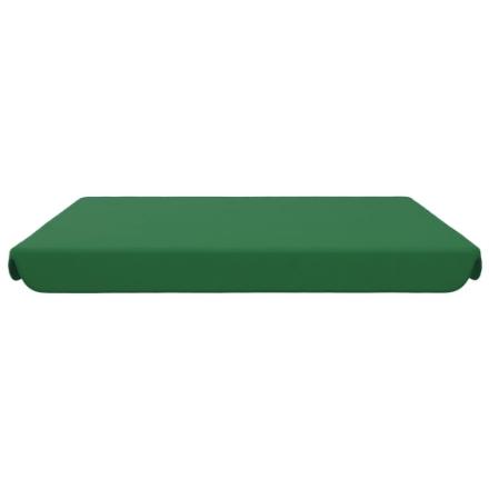 Baldacchino di Ricambio per Dondolo da Giardino Verde 192x147cm