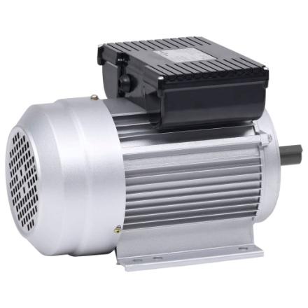 Motore Elettrico Monofase Alluminio 1,5kW/2HP 2 Poli 2800 RPM